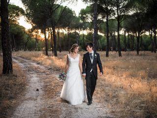 La boda de Ariadna y Carlos