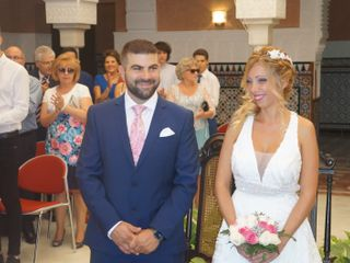 La boda de Carolina   y Francisco   2