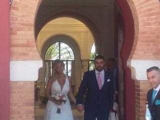 La boda de Carolina   y Francisco   3