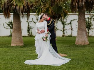 La boda de Mª Paz y David