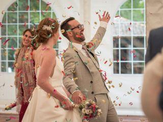 La boda de Alexa y Abilio