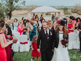La boda de Julia  y Luis