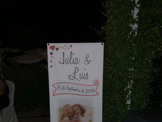La boda de Julia  y Luis  3