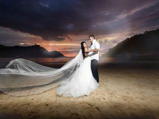La boda de Ana y Iñaki