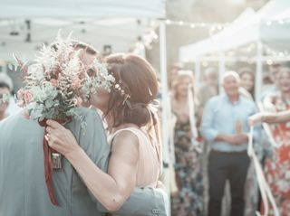 La boda de Toñi y Alan 1