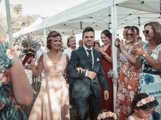 La boda de Toñi y Alan