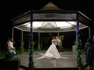 La boda de María y Eladio