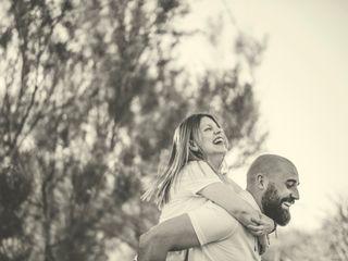 La boda de Ivette y Salva 1