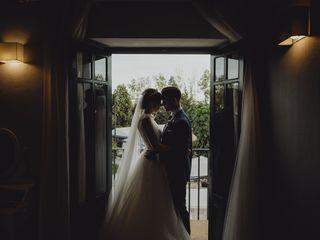 La boda de Abigail y Fernando
