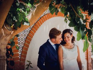 La boda de Fátima y Paco