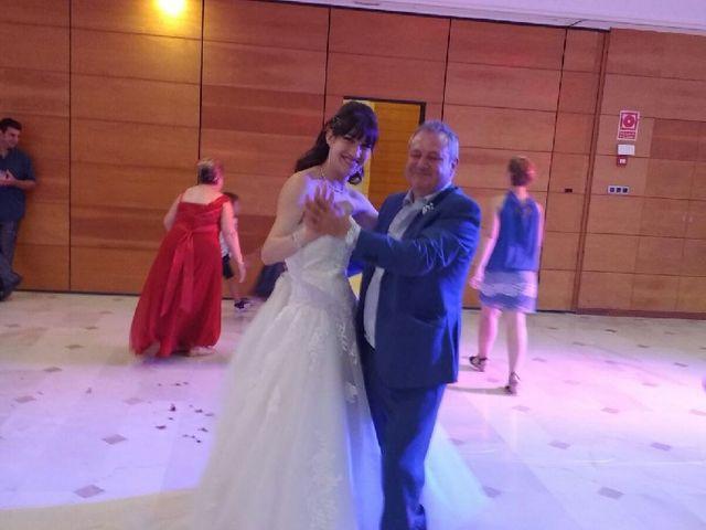 La boda de Javi  y Lorena  en Santa Coloma De Farners, Girona 1