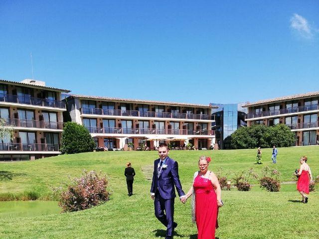 La boda de Javi  y Lorena  en Santa Coloma De Farners, Girona 3