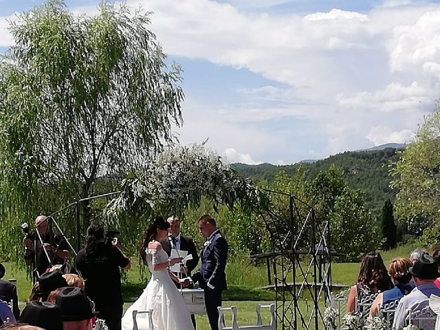 La boda de Javi  y Lorena  en Santa Coloma De Farners, Girona 4