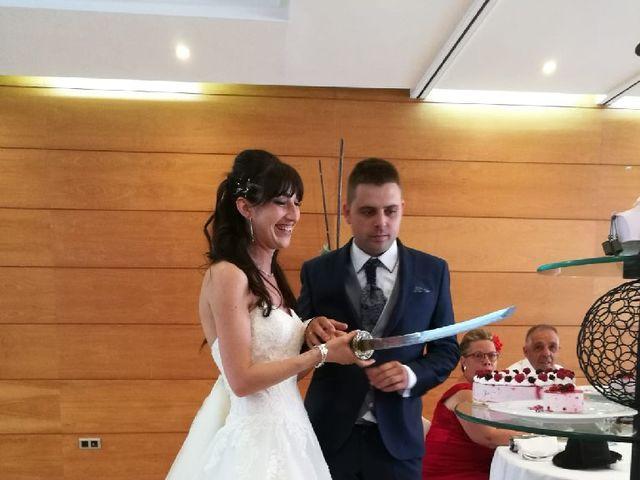 La boda de Javi  y Lorena  en Santa Coloma De Farners, Girona 7