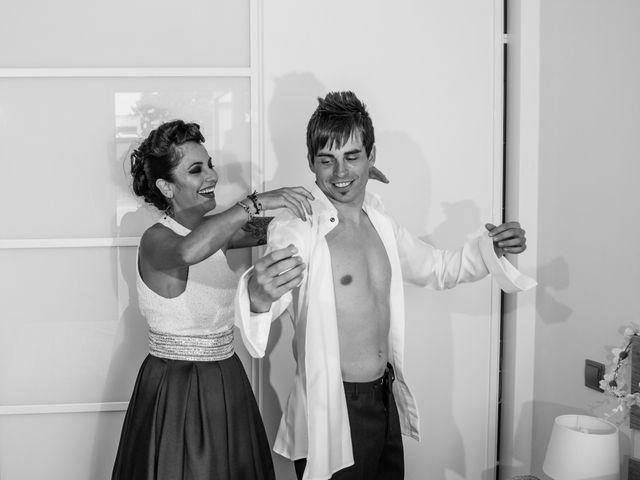 La boda de Carlos y Ariadna en Olmedo, Valladolid 2