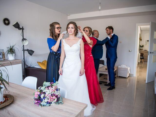 La boda de Carlos y Ariadna en Olmedo, Valladolid 14