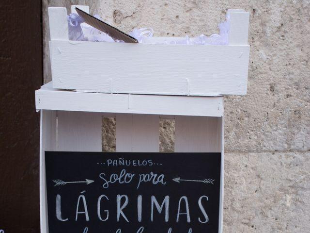 La boda de Carlos y Ariadna en Olmedo, Valladolid 17