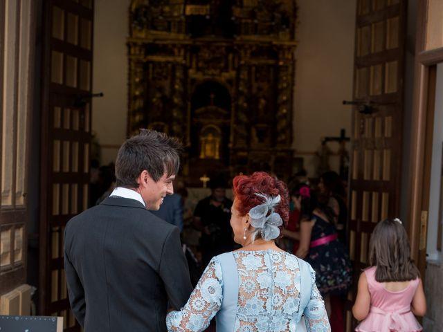 La boda de Carlos y Ariadna en Olmedo, Valladolid 18