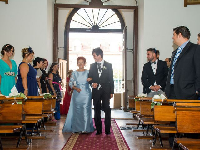 La boda de Carlos y Ariadna en Olmedo, Valladolid 19