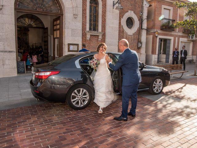La boda de Carlos y Ariadna en Olmedo, Valladolid 21