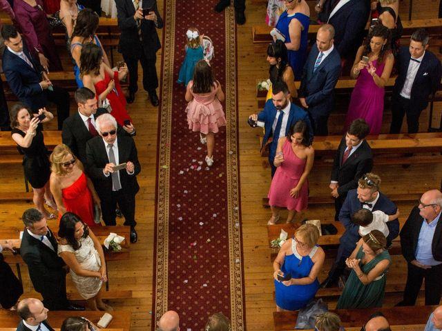 La boda de Carlos y Ariadna en Olmedo, Valladolid 22