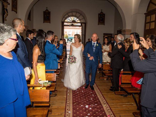La boda de Carlos y Ariadna en Olmedo, Valladolid 23