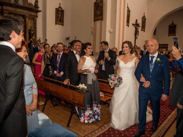 La boda de Carlos y Ariadna en Olmedo, Valladolid 24