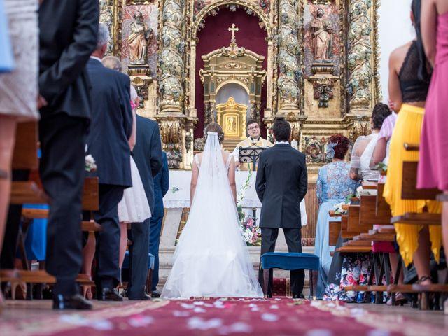 La boda de Carlos y Ariadna en Olmedo, Valladolid 25