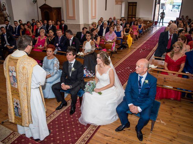 La boda de Carlos y Ariadna en Olmedo, Valladolid 26