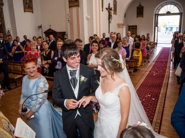 La boda de Carlos y Ariadna en Olmedo, Valladolid 27
