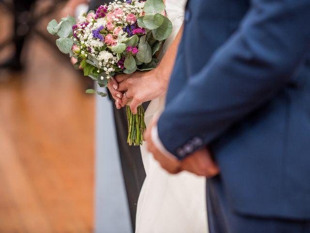 La boda de Carlos y Ariadna en Olmedo, Valladolid 31