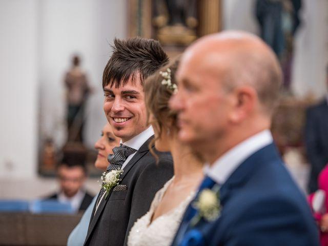 La boda de Carlos y Ariadna en Olmedo, Valladolid 32