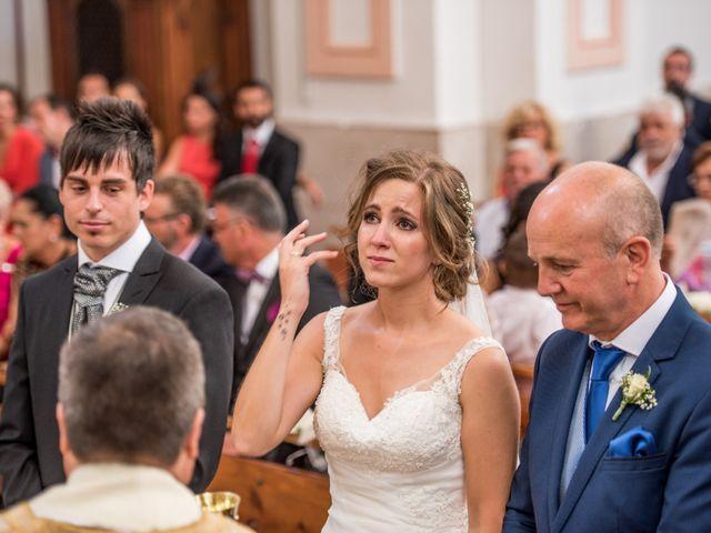 La boda de Carlos y Ariadna en Olmedo, Valladolid 34