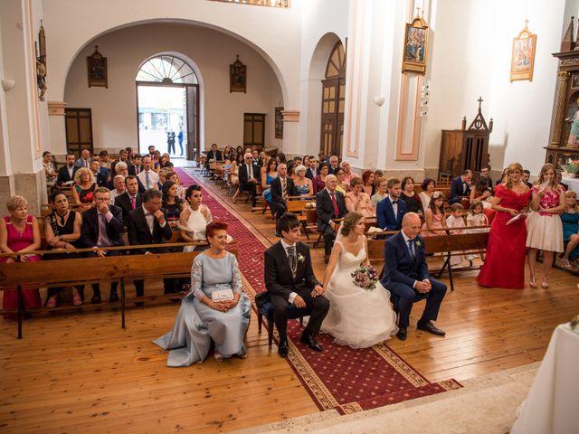 La boda de Carlos y Ariadna en Olmedo, Valladolid 35