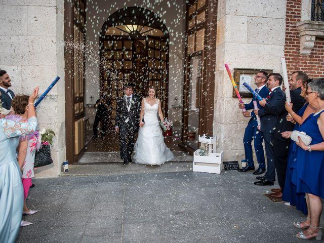La boda de Carlos y Ariadna en Olmedo, Valladolid 36