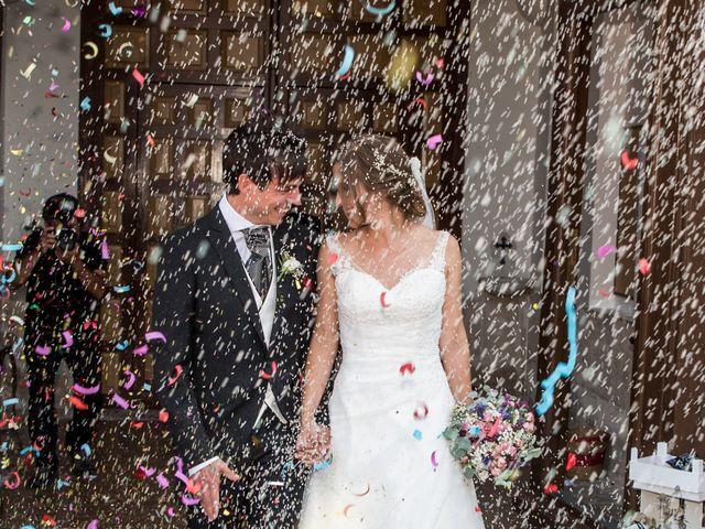 La boda de Carlos y Ariadna en Olmedo, Valladolid 37