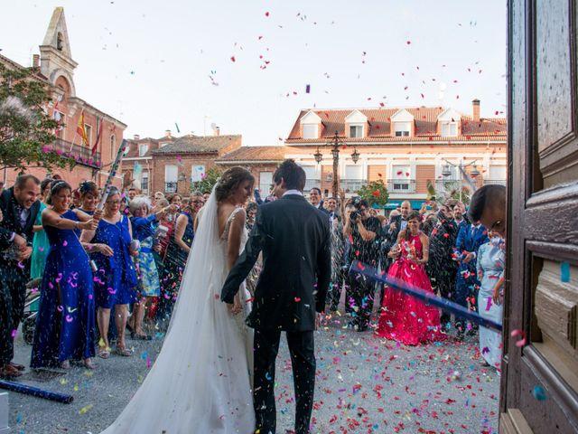 La boda de Carlos y Ariadna en Olmedo, Valladolid 38