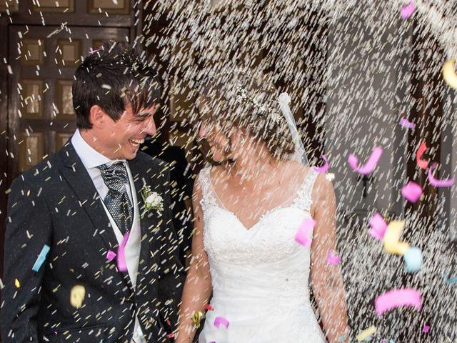 La boda de Carlos y Ariadna en Olmedo, Valladolid 39