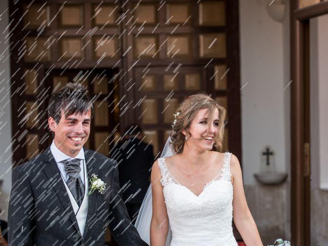 La boda de Carlos y Ariadna en Olmedo, Valladolid 40