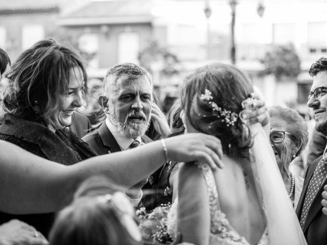 La boda de Carlos y Ariadna en Olmedo, Valladolid 41