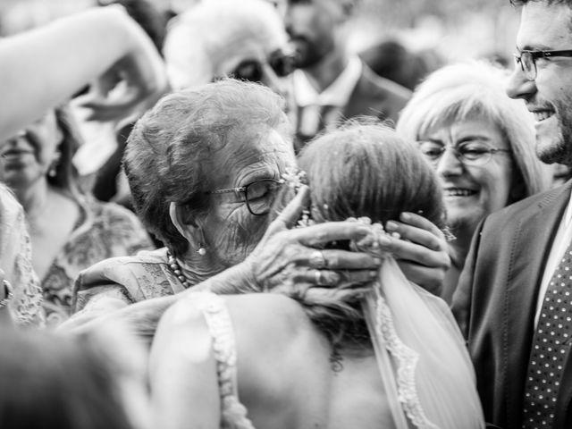 La boda de Carlos y Ariadna en Olmedo, Valladolid 42