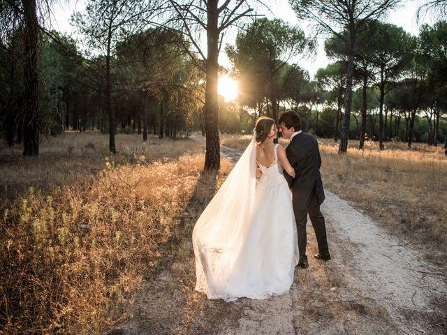 La boda de Carlos y Ariadna en Olmedo, Valladolid 44