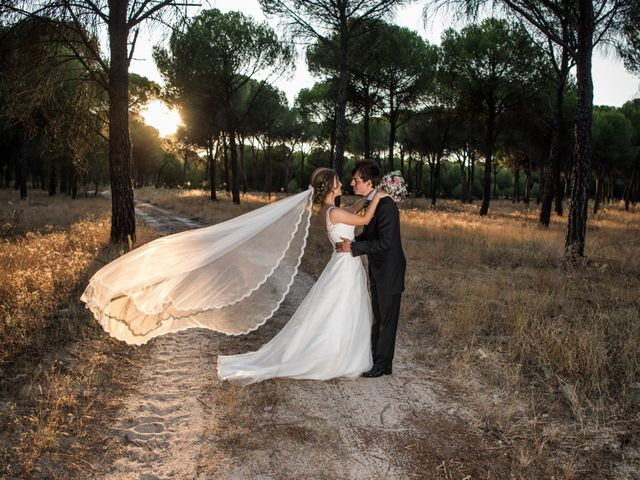 La boda de Carlos y Ariadna en Olmedo, Valladolid 45