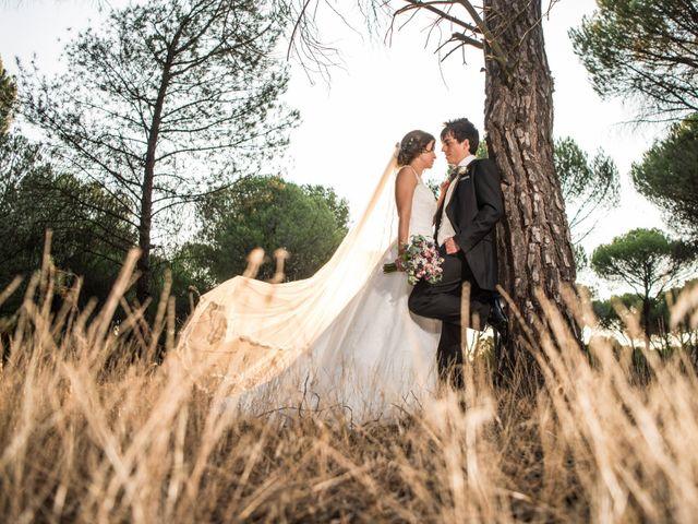 La boda de Carlos y Ariadna en Olmedo, Valladolid 46