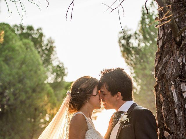 La boda de Carlos y Ariadna en Olmedo, Valladolid 47