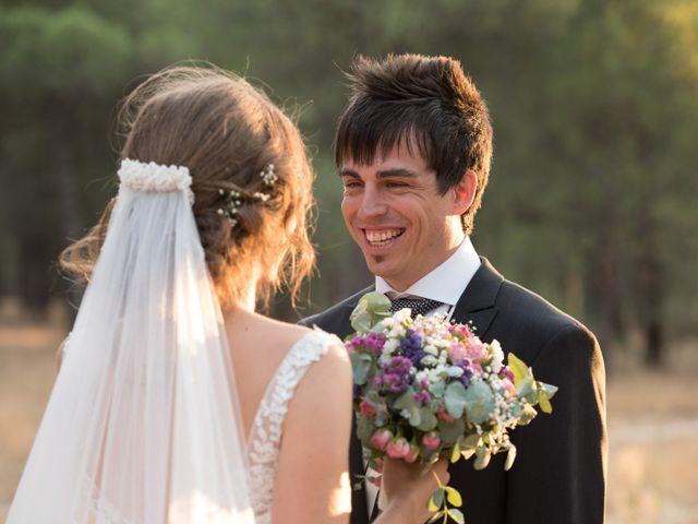 La boda de Carlos y Ariadna en Olmedo, Valladolid 48