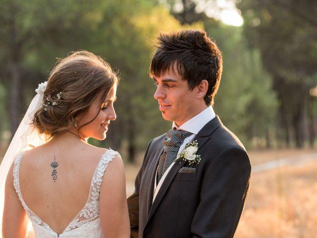 La boda de Carlos y Ariadna en Olmedo, Valladolid 49