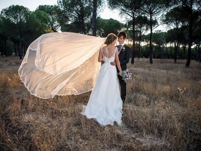 La boda de Carlos y Ariadna en Olmedo, Valladolid 50