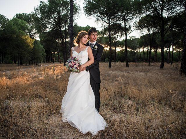 La boda de Carlos y Ariadna en Olmedo, Valladolid 51