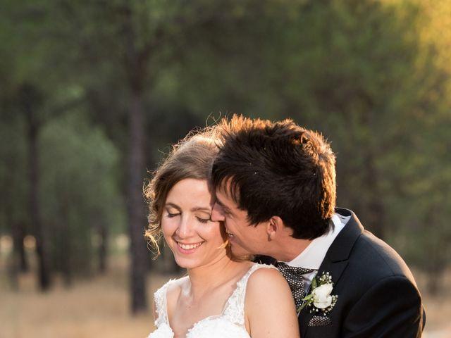 La boda de Carlos y Ariadna en Olmedo, Valladolid 52